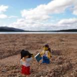Beach at Loch Morlich