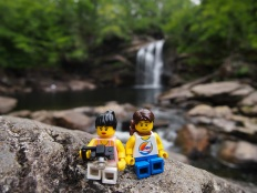 Quick visit to the Falls of Falloch