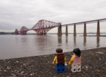 Fourth Rail Bridge in South Queensferry