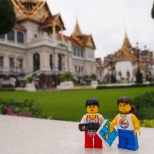 Visiting the Grand Palace