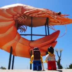Big Prawn at Ballina