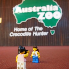 Looking forward to a day at the zoo!