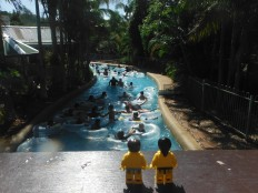Calypso Beach at Wet 'n Wild water park