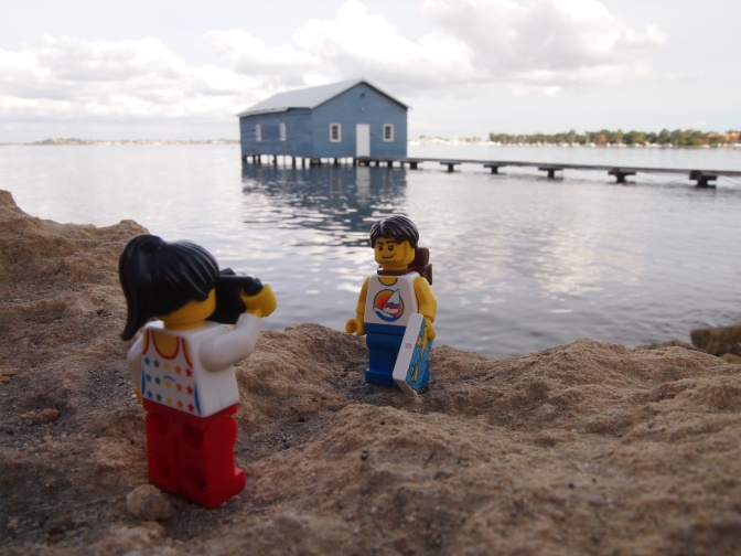 Q & A with the world famous Lego Travellers
