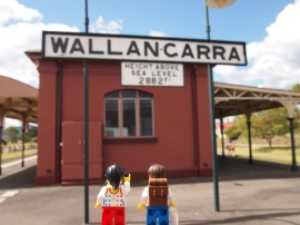 The Wallangarra Railway Museum & Cafe