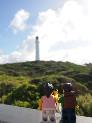 Split Point Lighthouse - used in the filming of children's TV program 'Round the Twist'