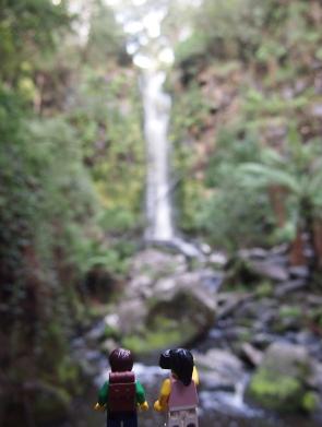 Erskine Falls near Lorne