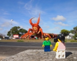 The Big Lobster!