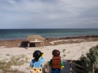 Port Gibbon beach, continuing down the Eyre Peninsula