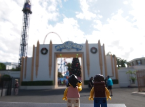 Fun day at Warner Bros Movie World!
