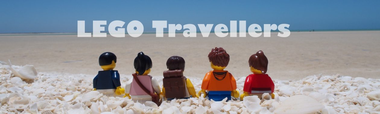 LEGO Travellers
